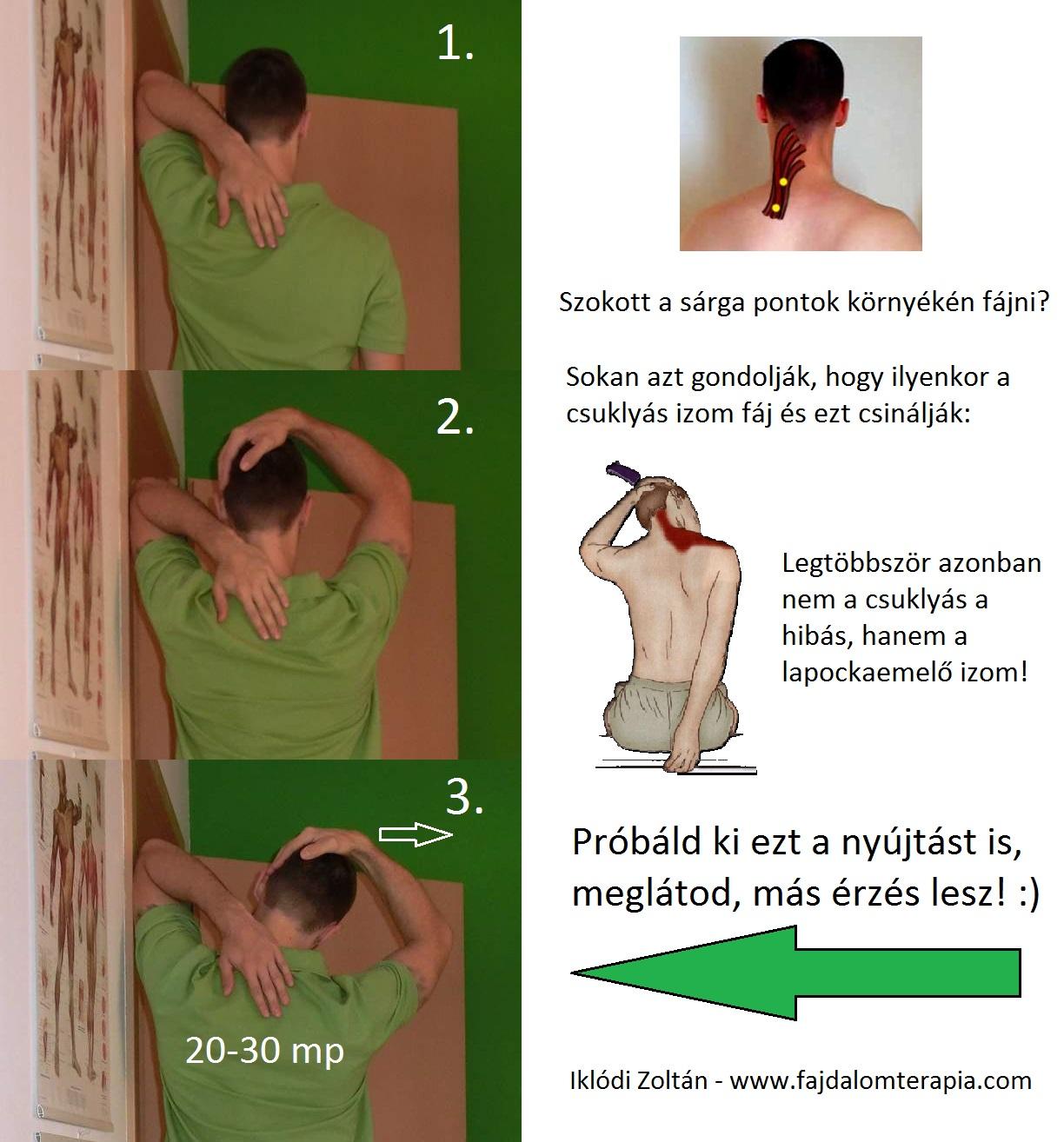 ha fáj a csípőízületben