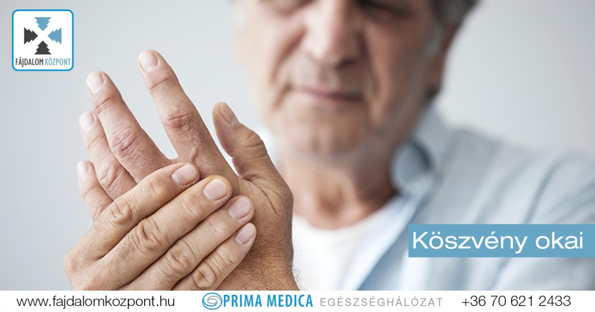 könnyező fájdalom a kéz ízületeiben a lábízületi gyulladás hatékony kezelése