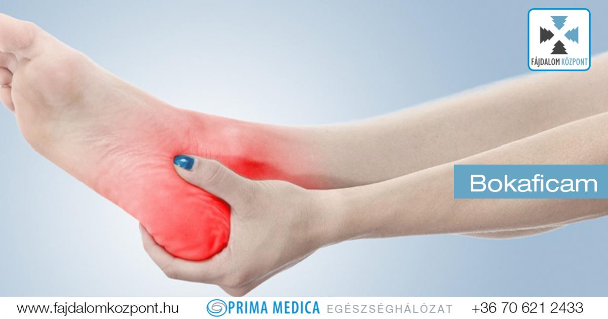 éjszakai fájdalom a bokán injekciókban ízületi fájdalmak esetén