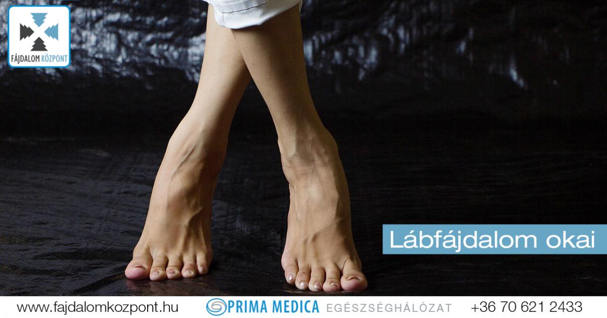 fájdalom a láb külső ízületében)