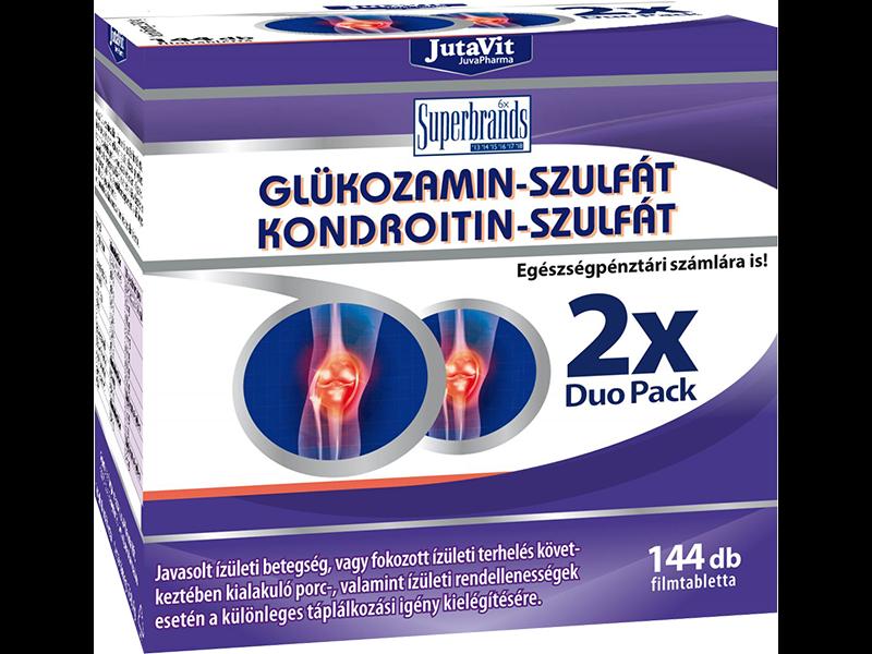 kondroitin glükózamin kapszulákkal hogyan kell bevenni