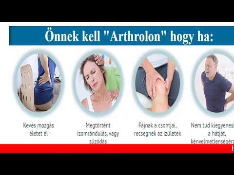 az interfalangeális ízületek arthroso arthritis