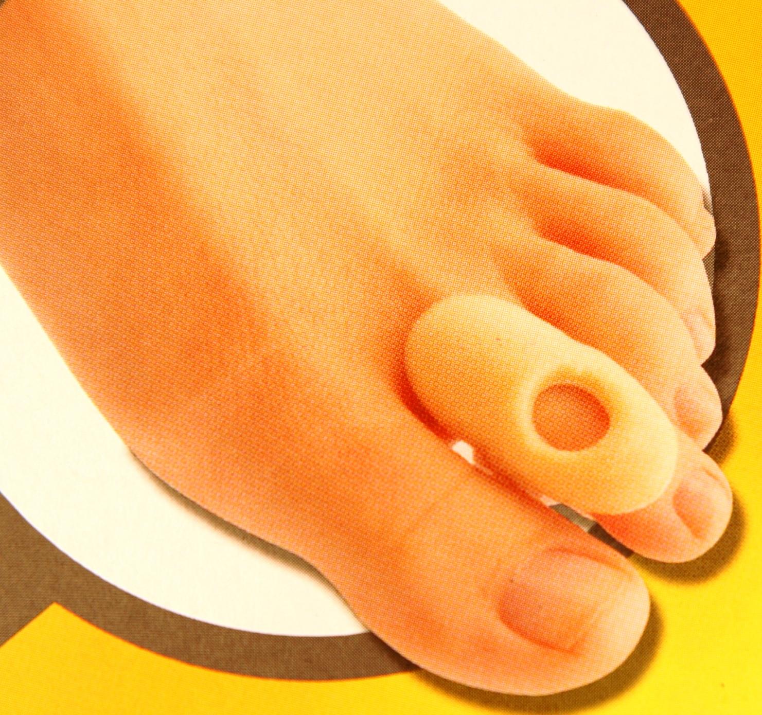 ízületi fájdalmak a lábujjak