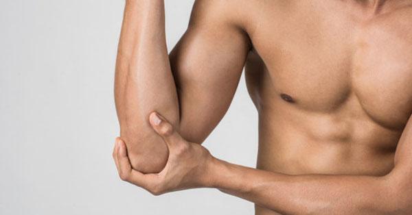 súlyos fájdalom a könyökízületben a könyökízület osteochondroze 1 fok
