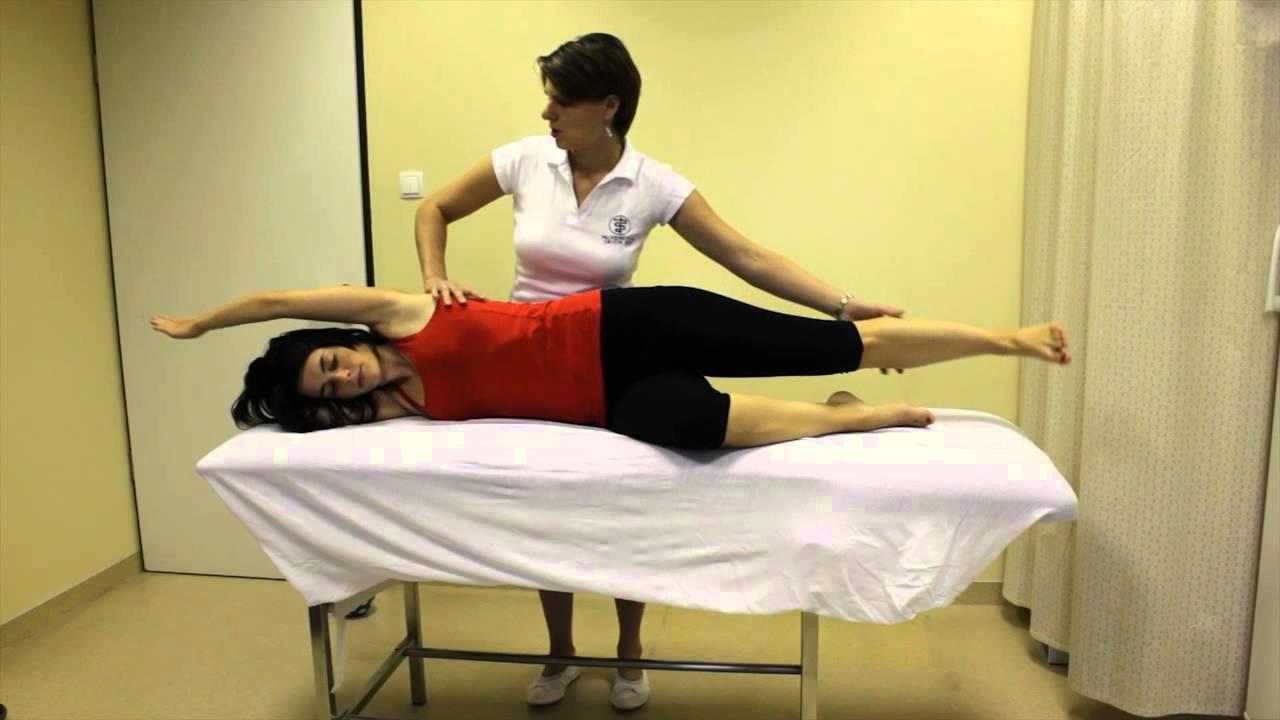 csípőízületi kezelési gyakorlat