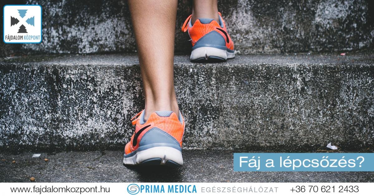 térdízületek fájdalma lejtőn lépcsőn)