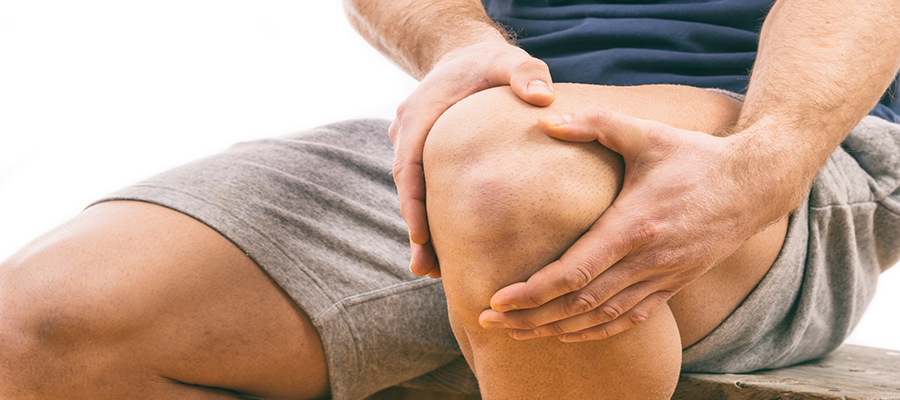 a térdízület fájdalma hajlítást okoz