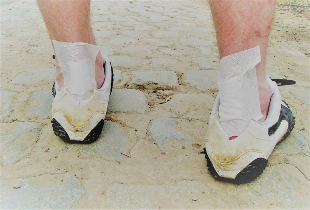 lábfájdalom a sarok ízületében