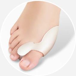 a második lábujj együttes kezelése