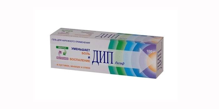 Zselé-balzsam FORMIC ACID ÉS CROP: használati utasítás 100 ml