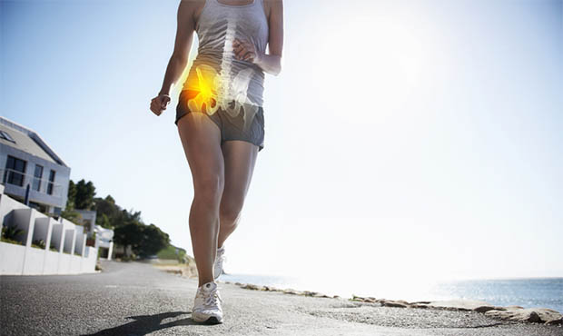 fájdalmas fájdalom a csípőízületben, oszteokondrozissal