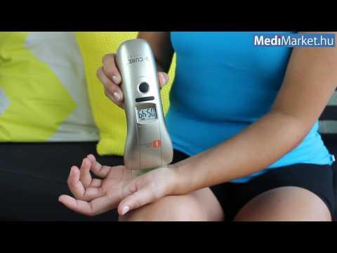 lézeres hatás az artrózis kezelésében)