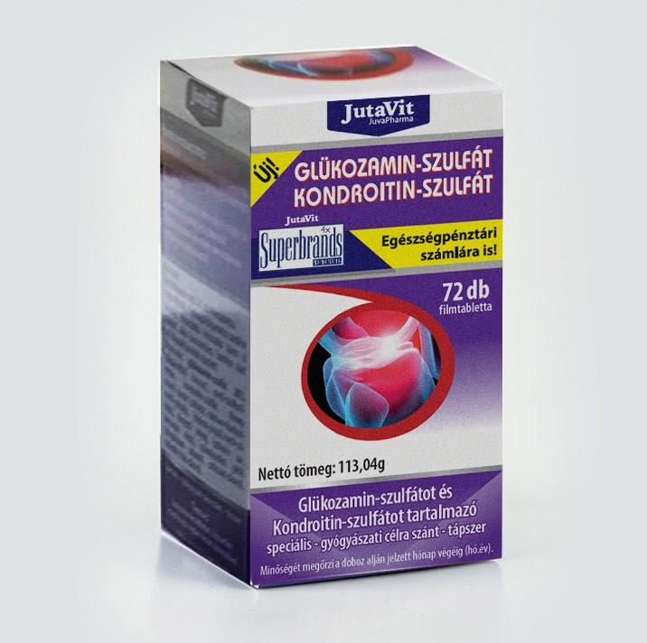 omega-3-glükozamin és kondroitin