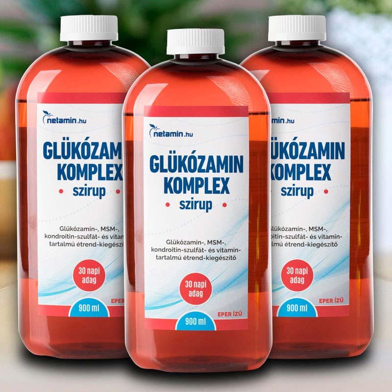 kondroitin és glükózamin tabletta ember számára)