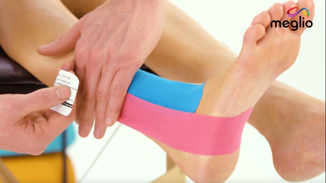 térdizom-sprain kezelés