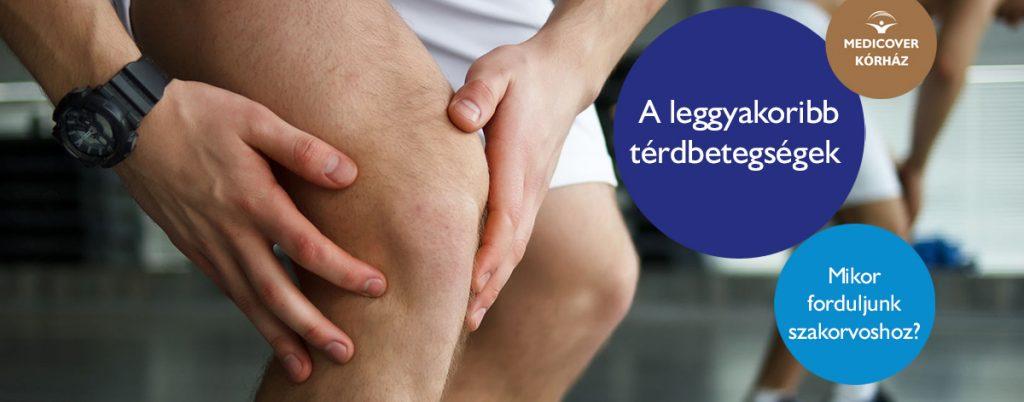 a térd enyhe artrózisa fájdalom a térd alatti kanyarban