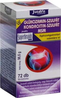 glükózamin és kondroitin allergia