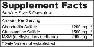 kezelési idő glukózaminnal és kondroitinnal)