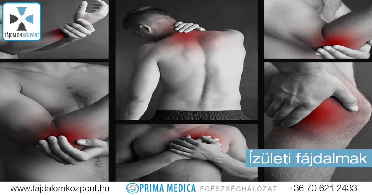 ízületi fájdalom fájdalomkezelés nélkül)