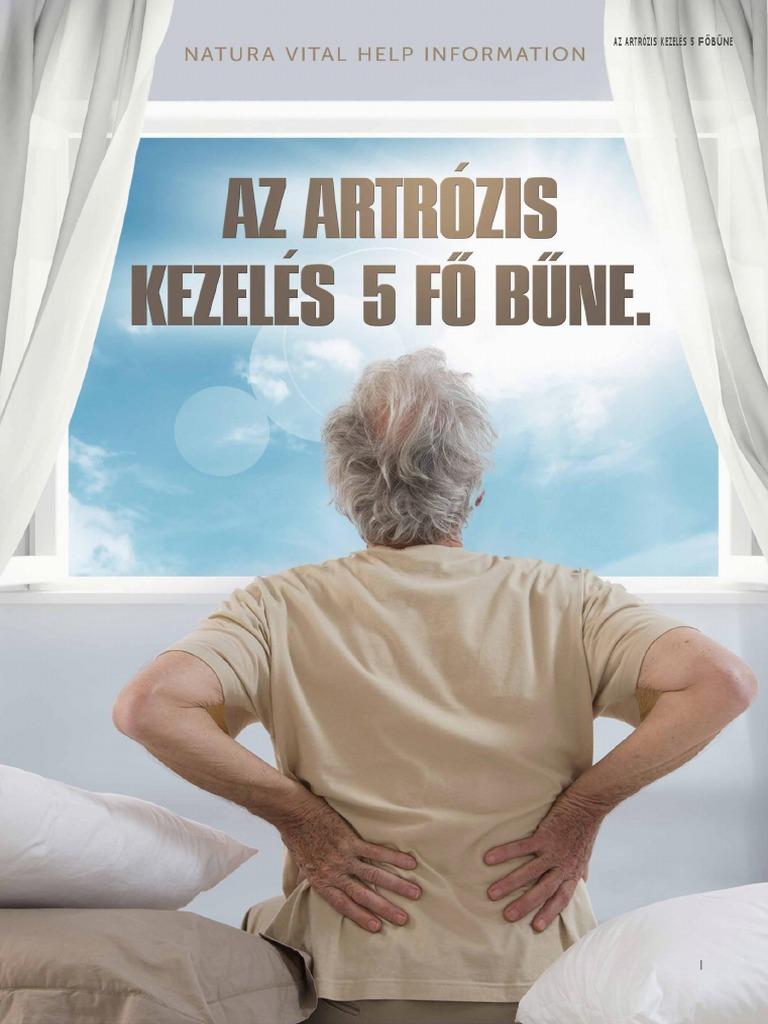 csípőízület osteoarthritis gélek térd artrózisának kezelésére