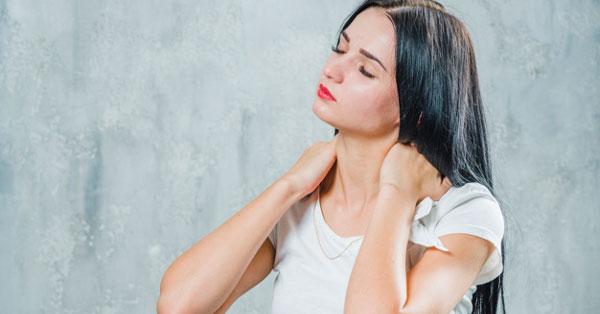 fáj a karok és a nyak