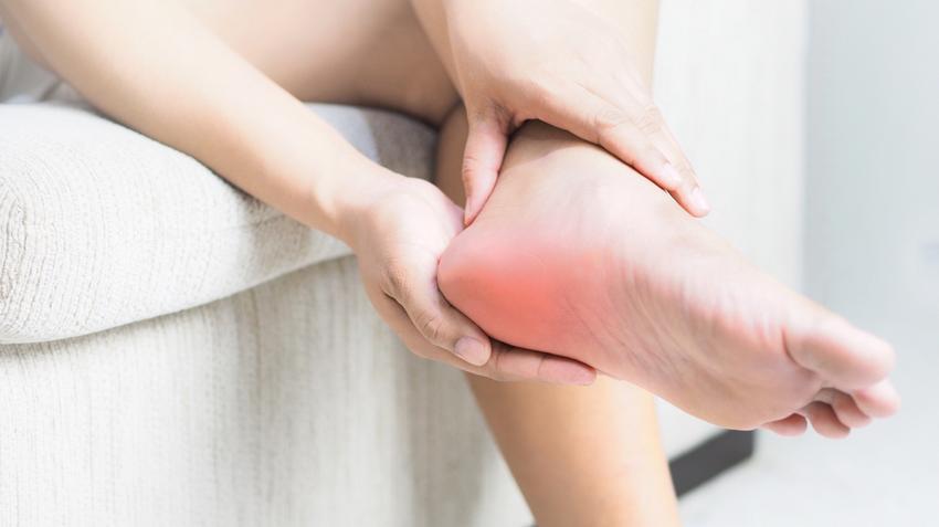 ízületi fájdalom, a boka futás közben