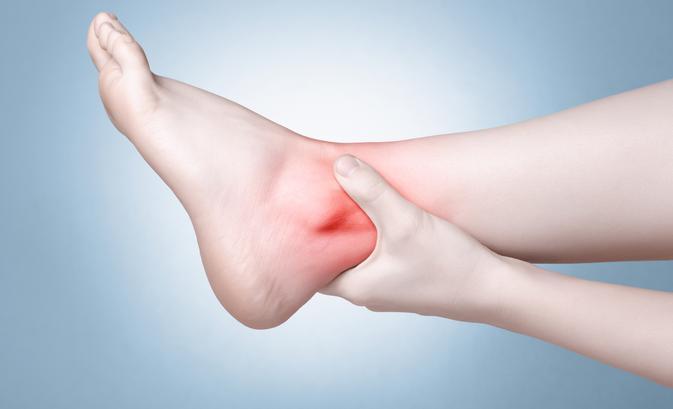 boka ízületi sérülések