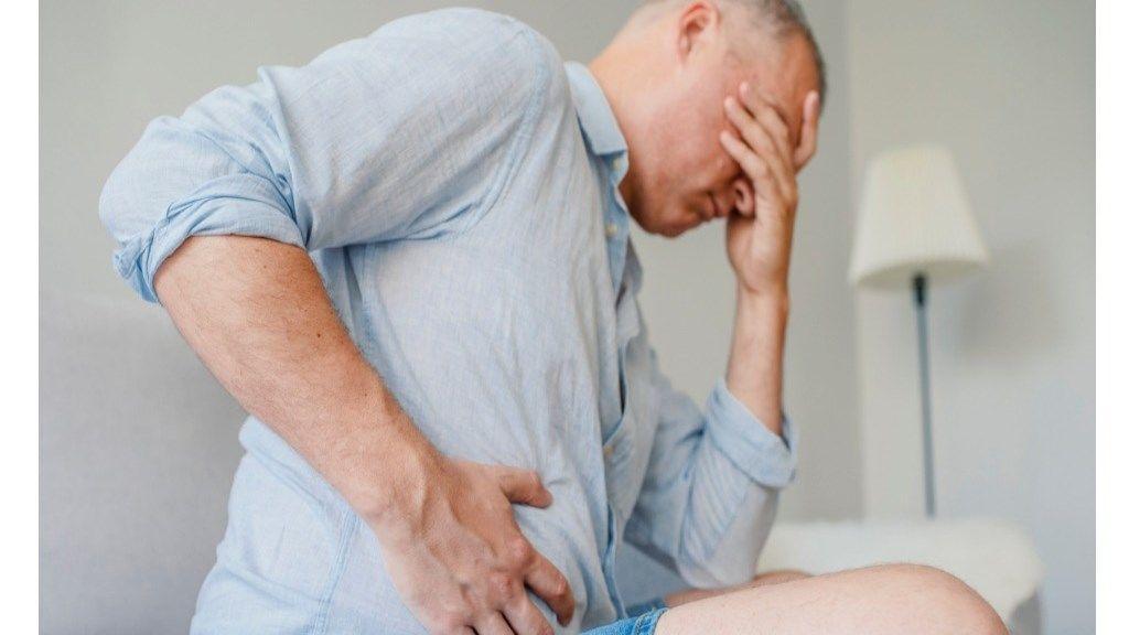 fájdalom és vastagbélgyulladás a térdízületben