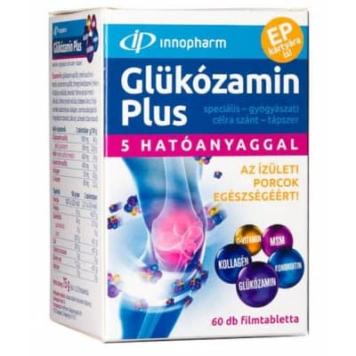 kondroitin és glükózamin gyógyszereket vásárolnak a gyógyszertárban)