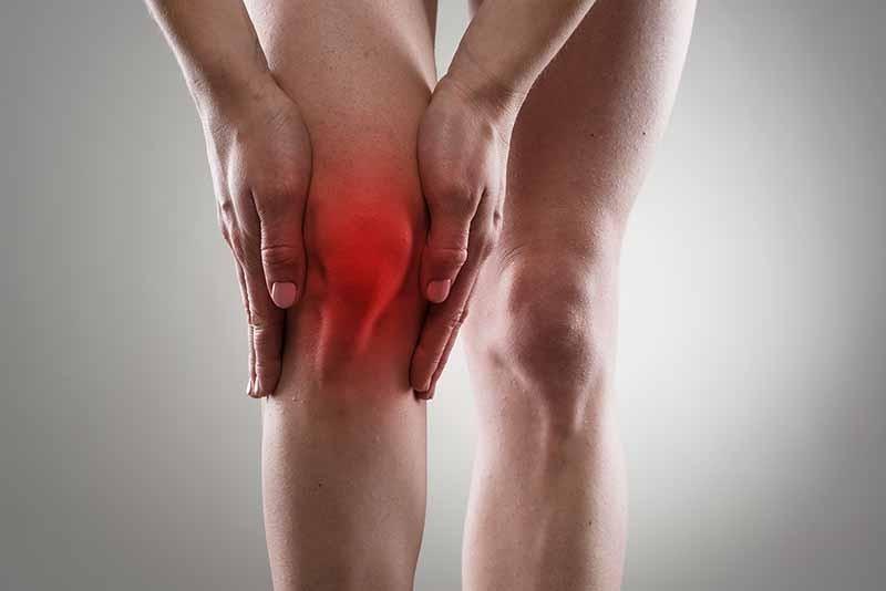 fájdalom a térd külső felületén