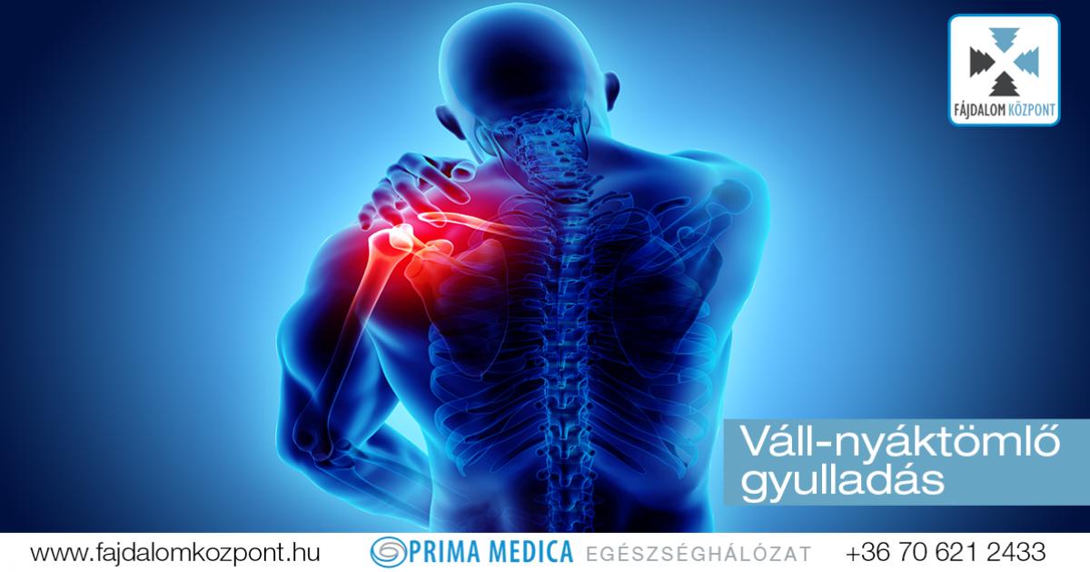 Mi okozhat vállfájdalmat? - A vállízületi artrózisról