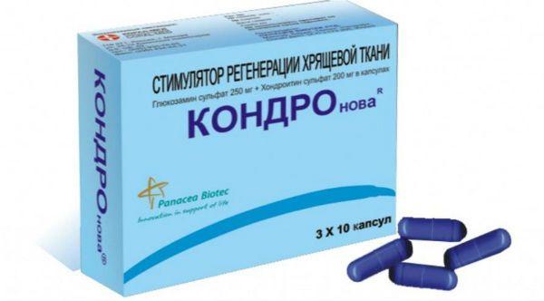 chondroprotective kenőcs ízületek áttekintése