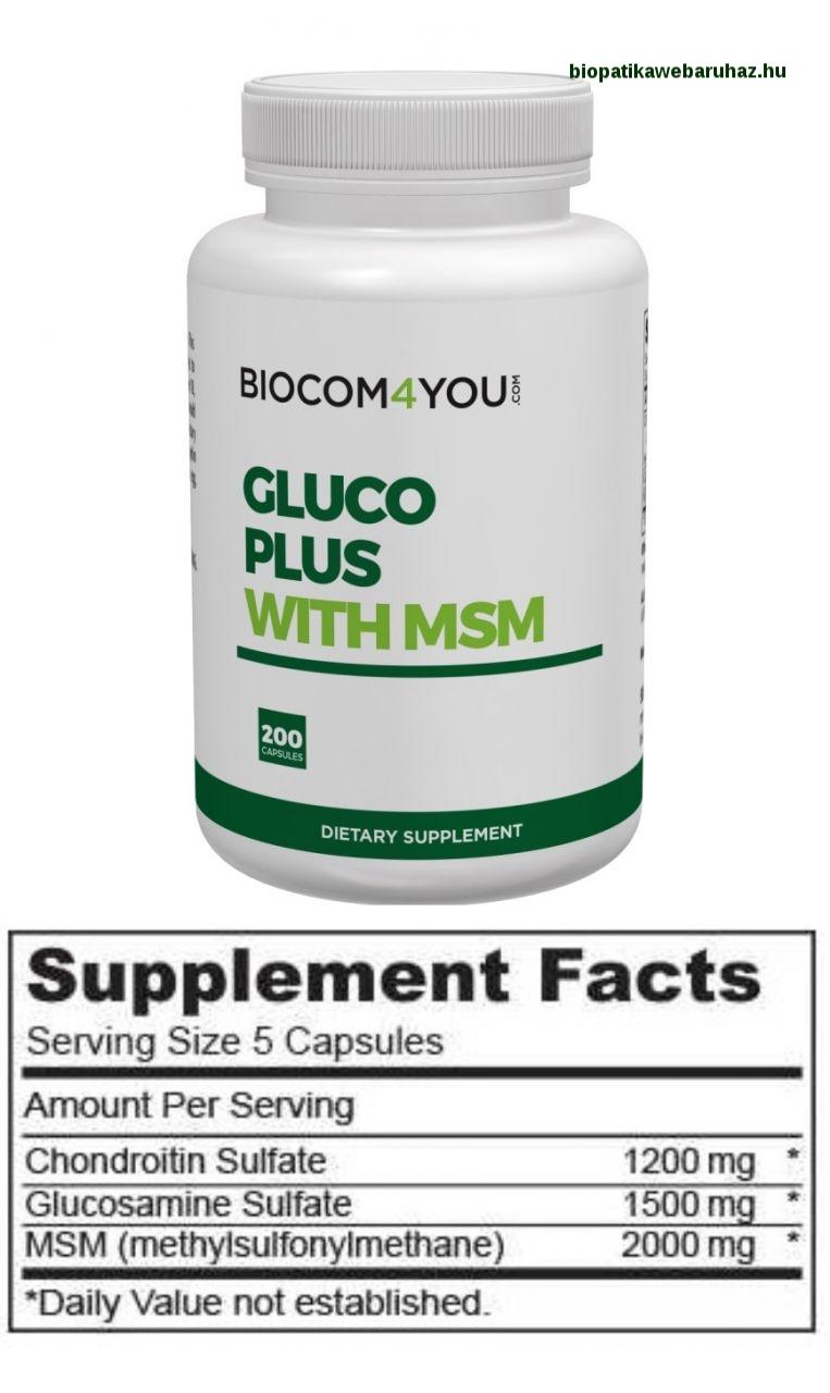 a glükozamin és a kondroitin túladagolása
