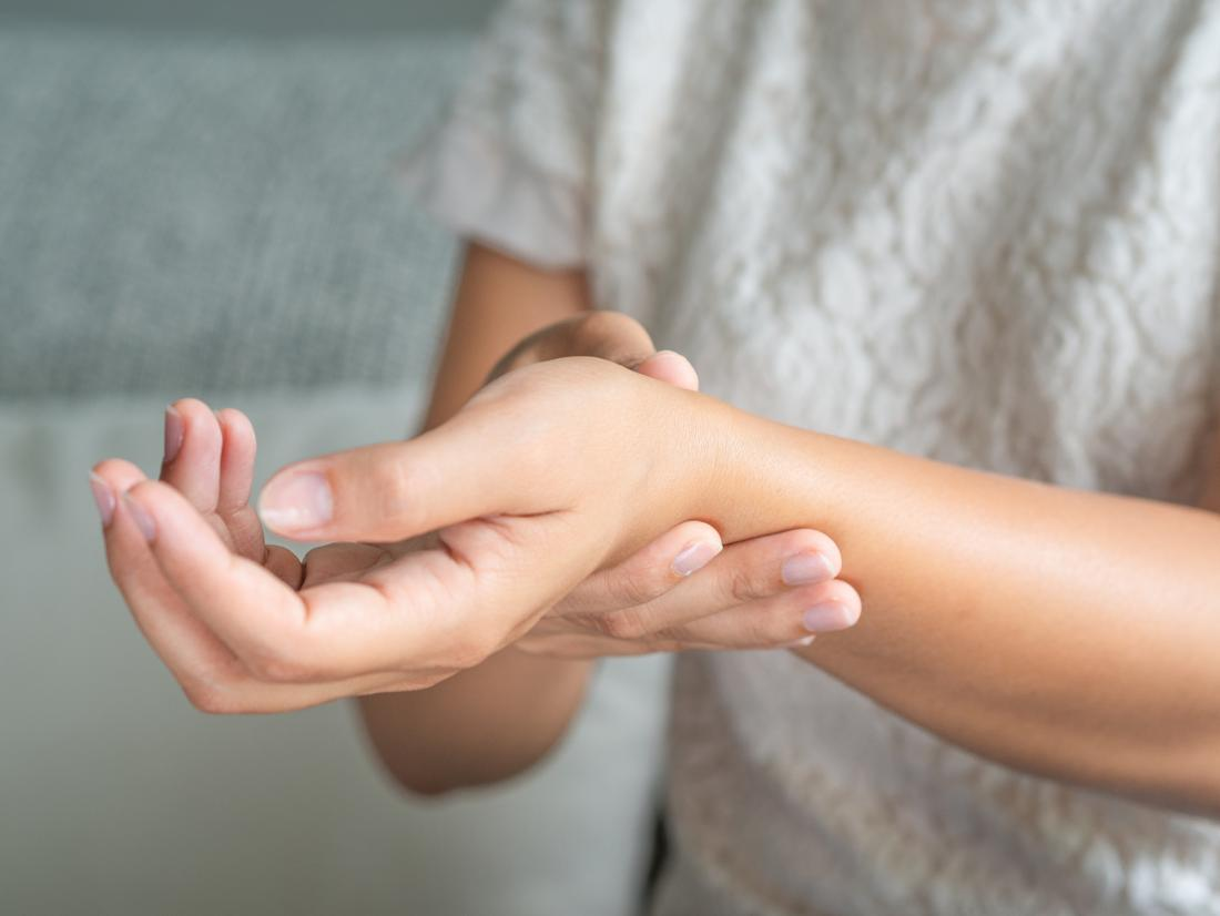 a kézízületi fájdalom