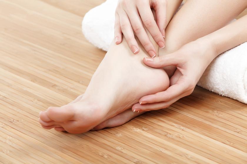 a láb együttes kezelése)