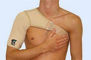 a vállízület sprain kezelése)