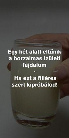 nagymama receptje az összes ízületi betegséghez)