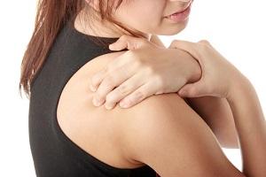 izomfájdalom a vállízületekben