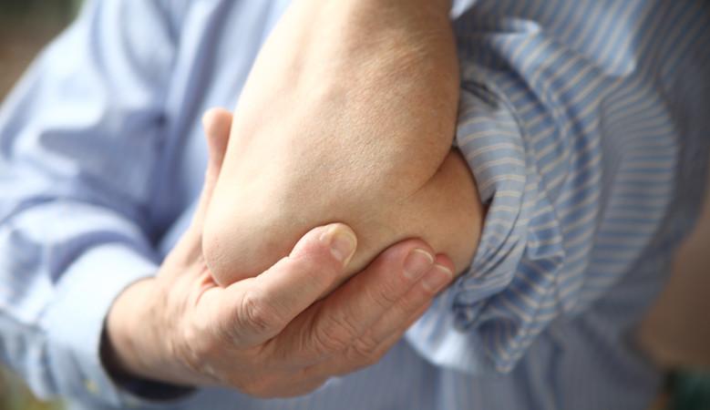 könyökfájdalom diagnosztikai kezelést okoz)