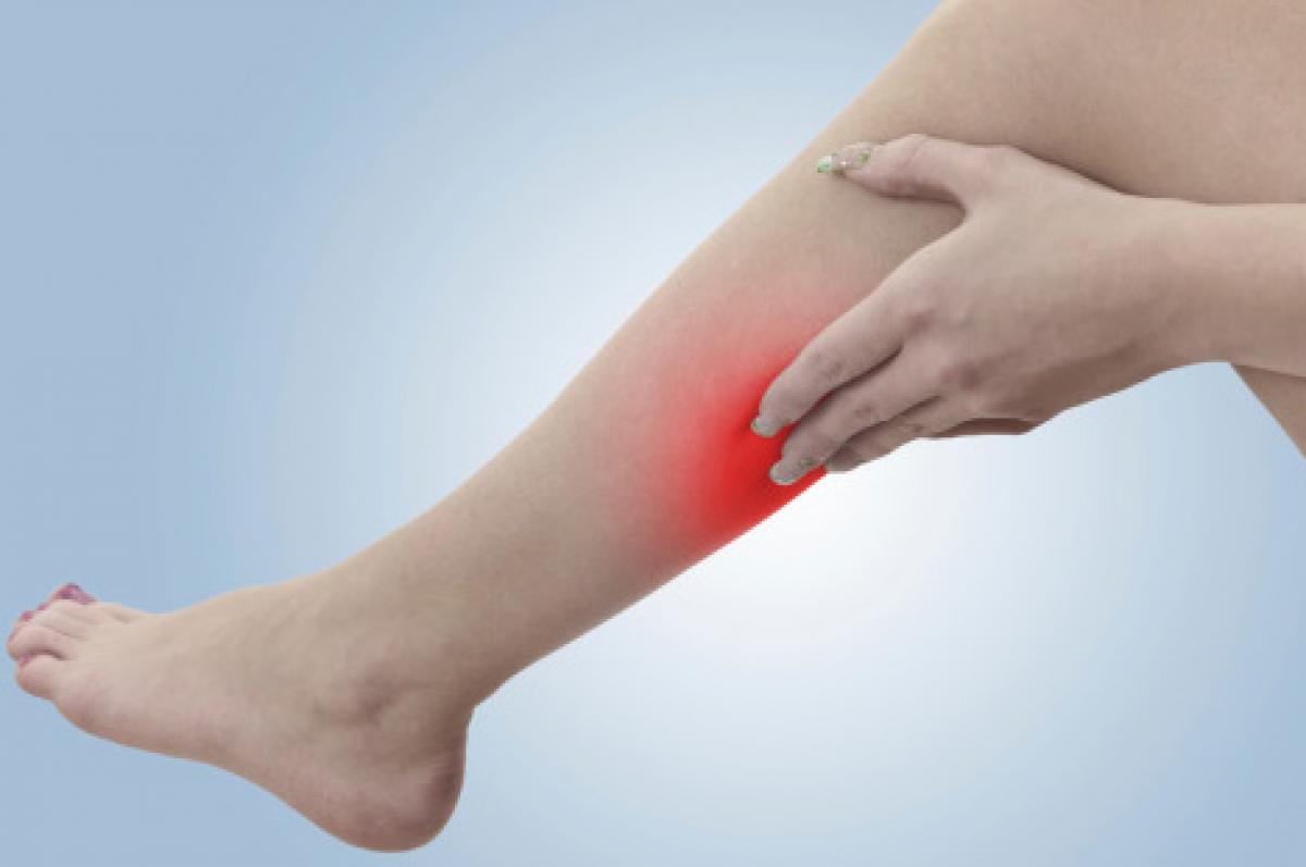 fájdalom a lábízületben, visszerekkel