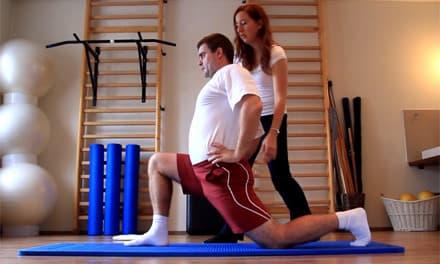 hogyan lehet enyhíteni a csípőízületek fájdalmait gyakorlatokkal