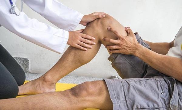 milyen fájdalom a térd artritiszével)