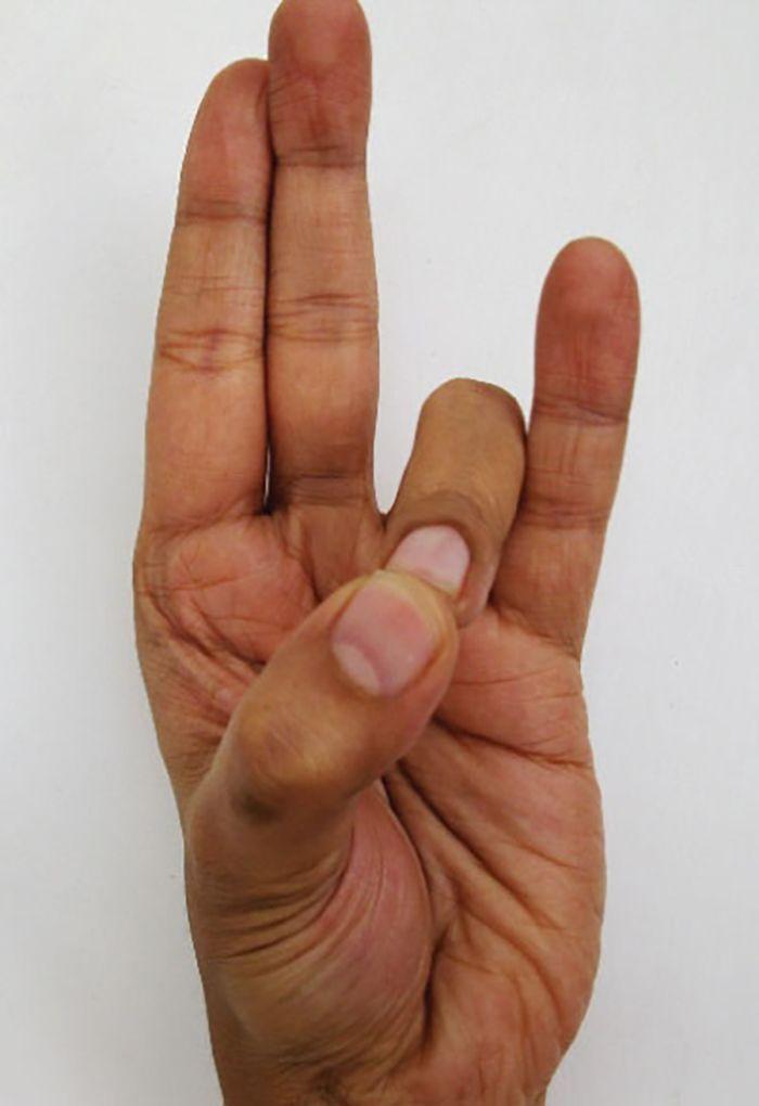 ha az ízület fáj az ujján
