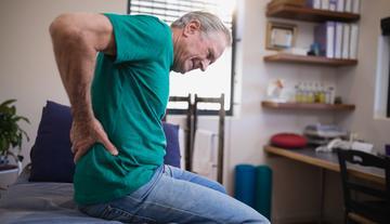 csípőgyulladás, mint a fájdalom enyhítése