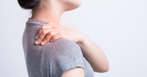 a felső vállízület fáj