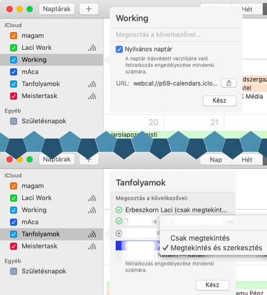 Nyilvános Google-naptárak létrehozása és kezelése - Naptár Súgó