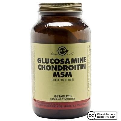 Mi a különbség a kondroitin és a glükózamin között?