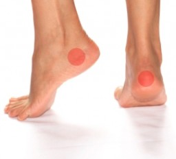 fájdalom jelei a lábak ízületeiben)