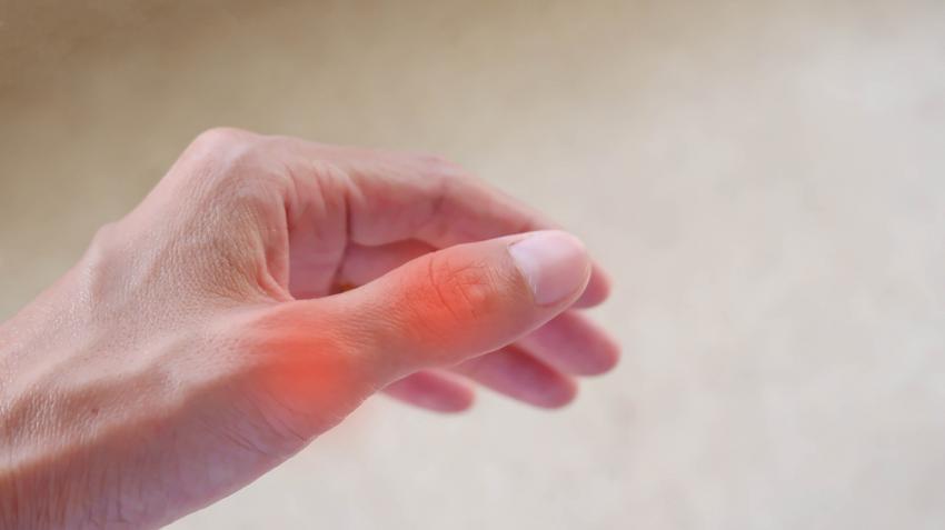 kéz kisizületi fájdalom