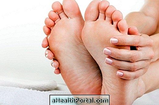 elsősegély a lábujjak ízületi gyulladásában)